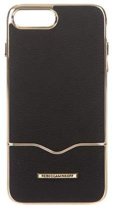Rebecca Minkoff Leather iPhone 7 Plus Case w/ Tags