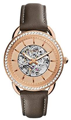 Fossil Women's ME3151 Tailor Automatic Leather Watch