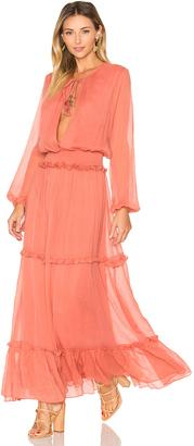 ale by alessandra x REVOLVE Sabina Maxi Dress $228 thestylecure.com