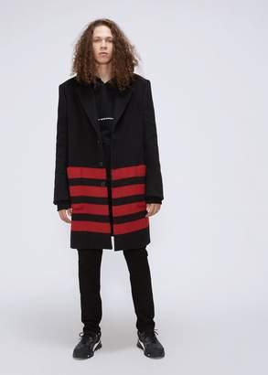 Calvin Klein Reefer Coat