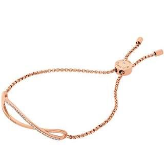 Michael Kors Women's Rose Gold Bracelet MKJ6619791
