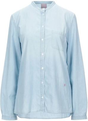 (+) People + PEOPLE Denim shirts - Item 42552787WI