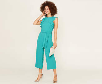 Oasis RUFFLE TOP JUMPSUIT