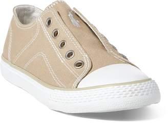 Ralph Lauren Rowenn Canvas Sneaker