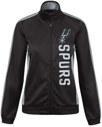 G-iii Sports Women San Antonio Spurs Backfield Track Jacket