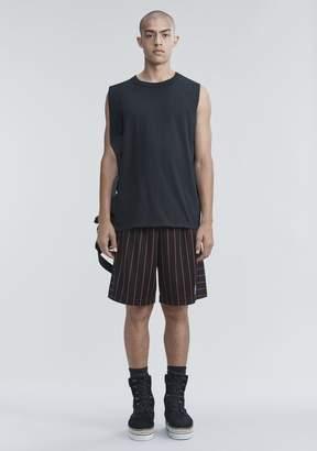 Alexander Wang HIGH TWIST MUSCLE TANK