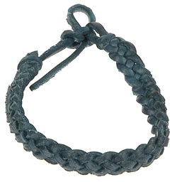 H81 Leather Braid Bracelet