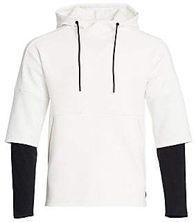 Madison Supply Men's Two-In-One Scuba Hoodie