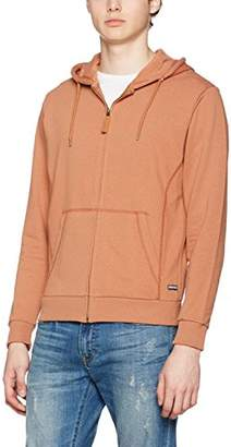 ... Springfield Men's Open Washed Hoodie,(Manufacturer Size:)