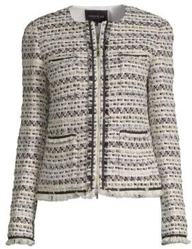 Lafayette 148 New York Benji Tweed Jacket