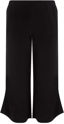 Eileen Fisher Wide Leg Cropped Trousers