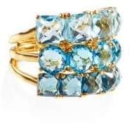 Ippolita 18K Rock Candy Cluster Ring