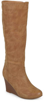 Journee Collection Women Wide Calf Langly Boot Women Shoes