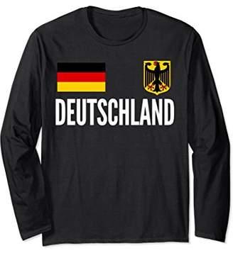 Germany Soccer Jersey 2018 Long Sleeve Deutschland Shirt
