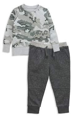 Sovereign Code Boys' Camo Sweatshirt & Jogger Pants Set - Baby