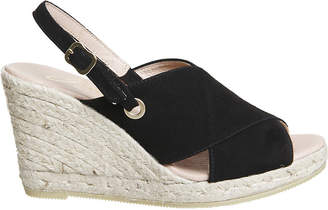 Office Guerin suede espadrille wedges