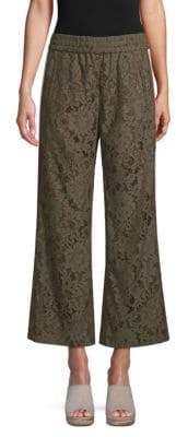 Ronny Kobo Ester Flared Lace Pants