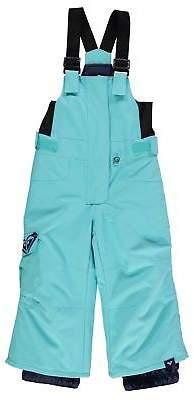 Roxy Kids Lola Ski Pants Trousers Salopettes Bottoms Junior Insulation