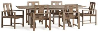 Pottery Barn Extension Dining Table Set