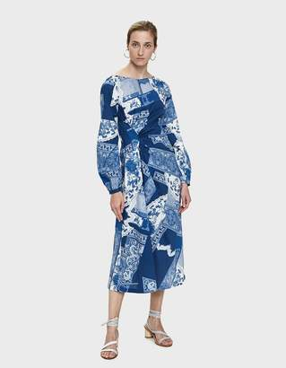 Rachel Comey Whirl Vintage Porcelain Dress