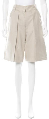 Christophe LemaireChristophe Lemaire Wool Cropped Pants