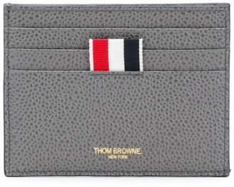 Thom Browne 4-Bar Edge Stain Note Cardholder