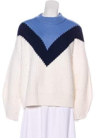 Tory Sport Wool Knit Sweater