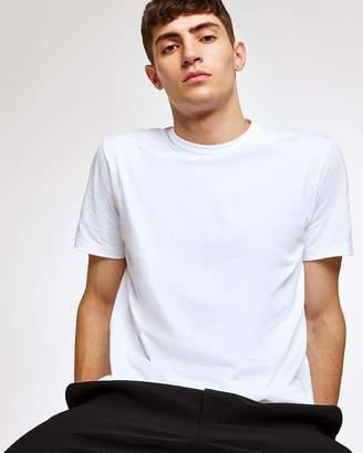 Topman Classic Short Sleeve Bound Crew T-Shirt