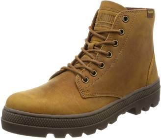 Palladium Men's Pallabosse Mid Chukka Boot