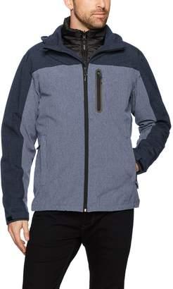 Hawke & Co Men's 3-in-1 System Rain Jacket