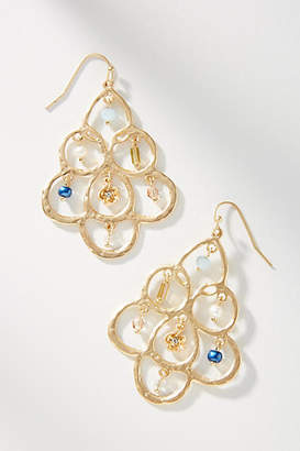 Anthropologie Ornamental Drop Earrings