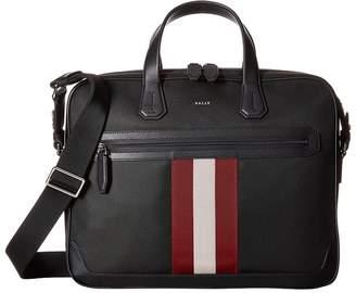 Bally Chandos Ballistic Nylon Briefcase Briefcase Bags