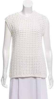 ab75aef225ae9f Balenciaga White Women s Sweaters - ShopStyle