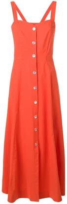 Pinko flared midi dress