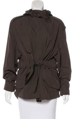 Akris Lightweight Hooded Jacket