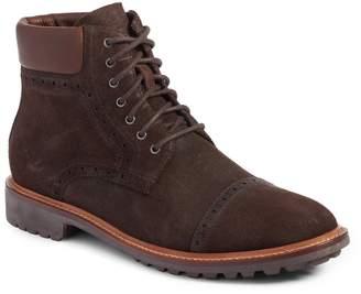 1901 Redmond Lugged Cap Toe Boot
