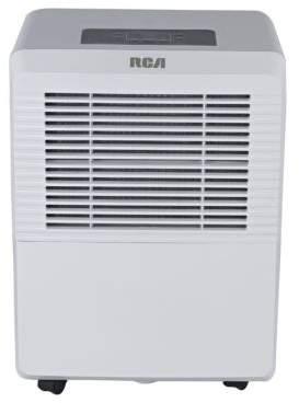RCA Two-Fan Speed Dehumidifier- 70 Pt.