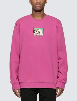 Ripndip Lady Friend Crewneck Sweatshirt