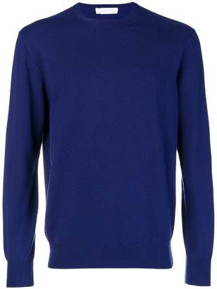 Cruciani cashmere crew neck sweater