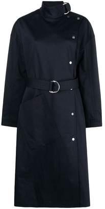 Victoria Beckham Victoria oversized trench coat