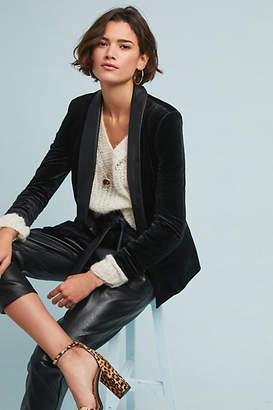 Greylin Boardroom Velvet Blazer