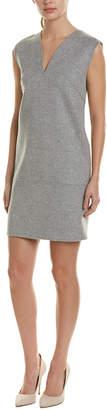 Escada Sport Wool Shift Dress