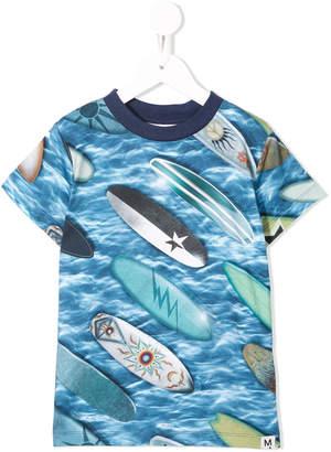 Molo board print T-shirt