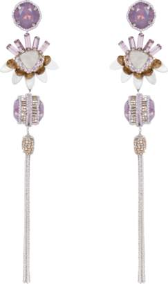 Deepa Gurnani Nayeli Earrings