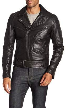 Belstaff Arlingham Leather Jacket