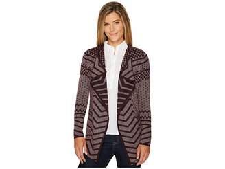 Smartwool Avion Ridge Pattern Wrap Women's Sweater