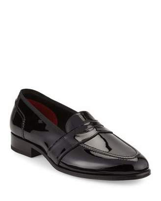 8113893b652b Tom Ford Taylor Patent Leather Penny Loafer