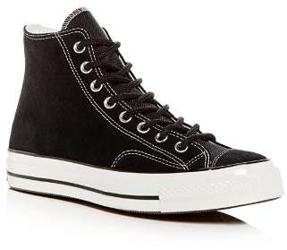 Converse Men's Chuck Taylor All Star 70 Suede High-Top Sneakers