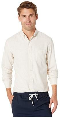J.Crew Slim Neppy Cotton Twill Shirt