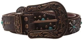 M&F Western Rowel Concho Belt Women's Belts